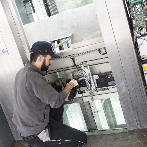 Ascenseurs - Poitiers